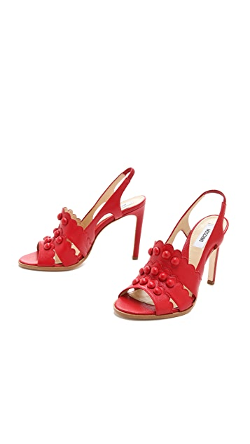 Moschino Detailed Sandals
