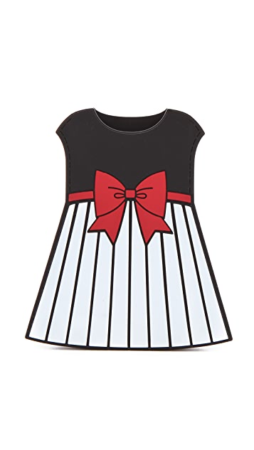 Moschino Dress iPhone Case