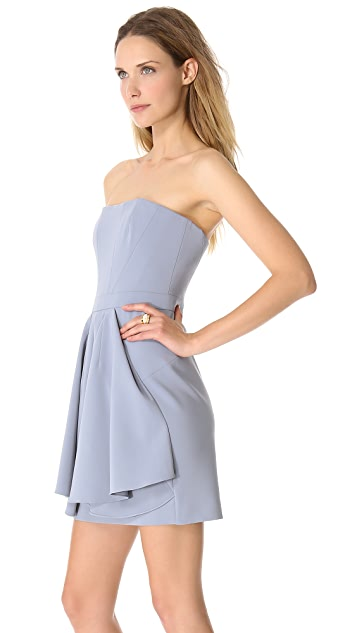 Moschino Strapless Dress