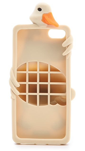 Moschino Duck iPhone 5 Cover