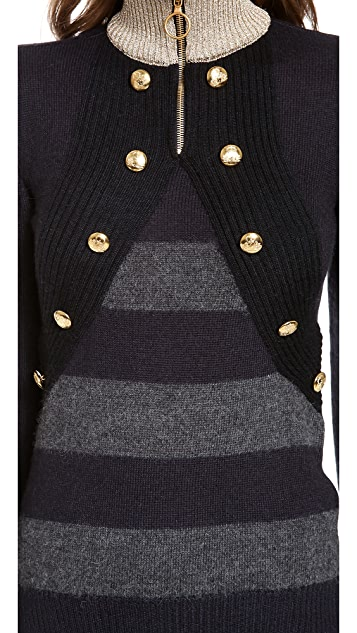Moschino Knit Sweater