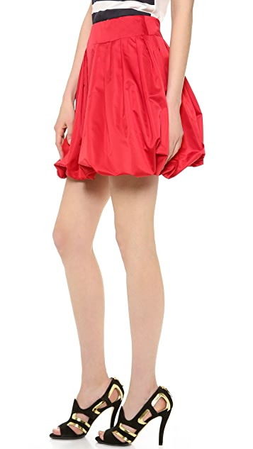 Moschino Bubble Miniskirt