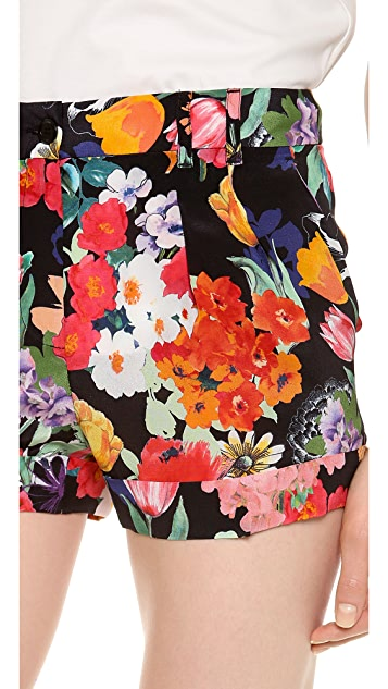 Moschino Printed Shorts
