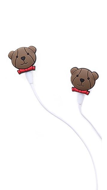Moschino Bear Headphones