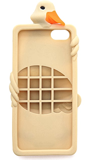 Moschino Duck iPhone 5 Case