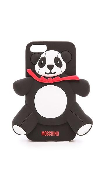 Moschino Panda Bear iPhone 5 Case