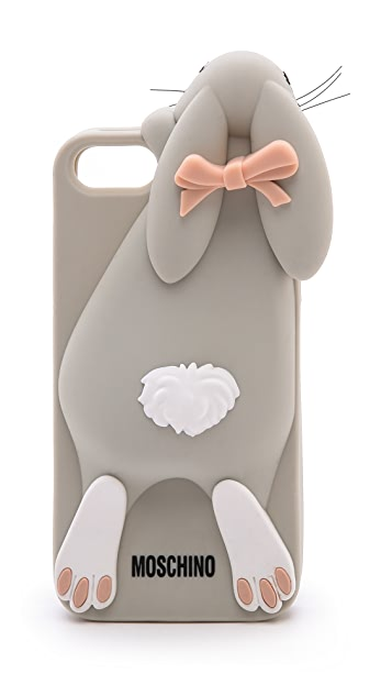 Moschino Rabbit iPhone 5 Case
