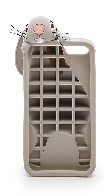 Moschino Rabbit iPhone 5 Case