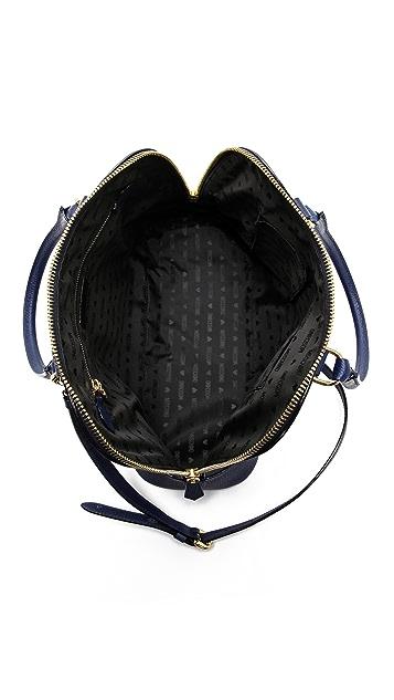 Moschino Moschino Leather Satchel