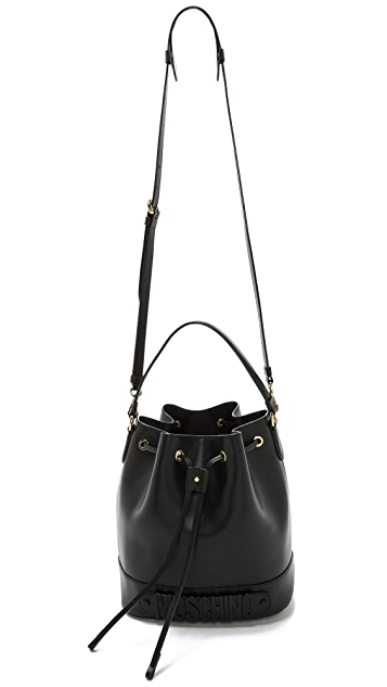 Moschino Bucket Bag