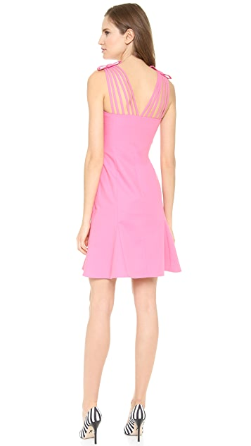 Moschino Cheap and Chic Sleeveless Dress