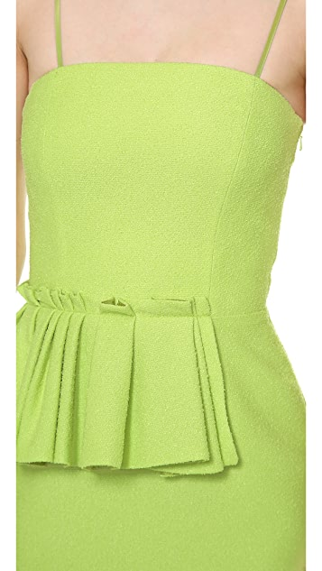Moschino Cheap and Chic Strapless Dress