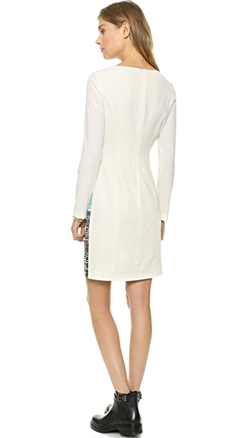 Moschino Cheap and Chic Long Sleeve Dress