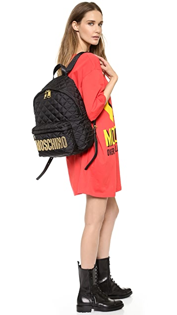 Moschino Moschino Backpack