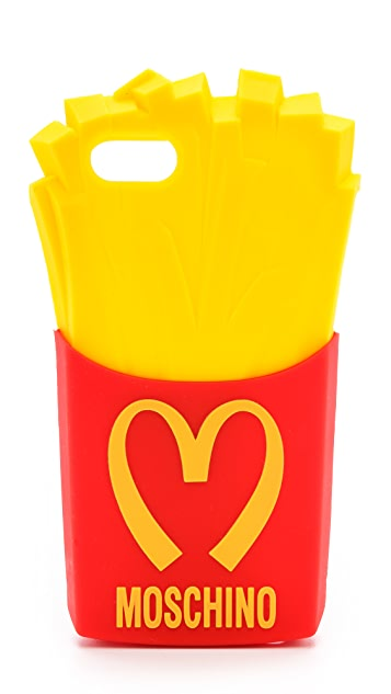 Moschino French Fries iPhone 5 / 5S / 5C Case