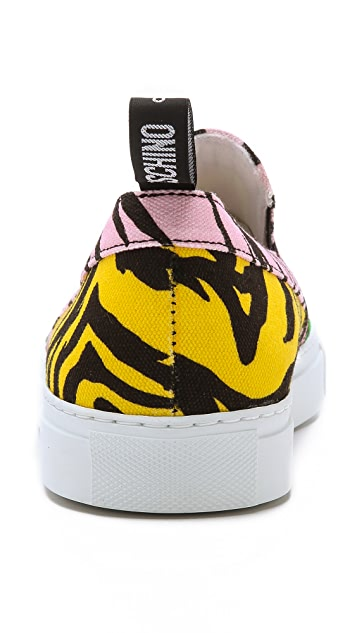 Moschino Cheap and Chic Slip On Sneakers
