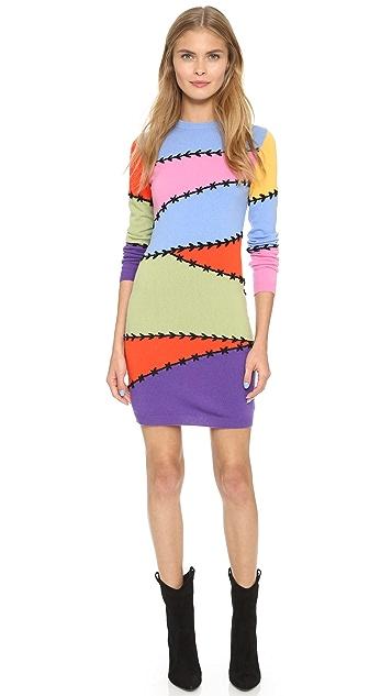 Moschino Long Sleeve Dress