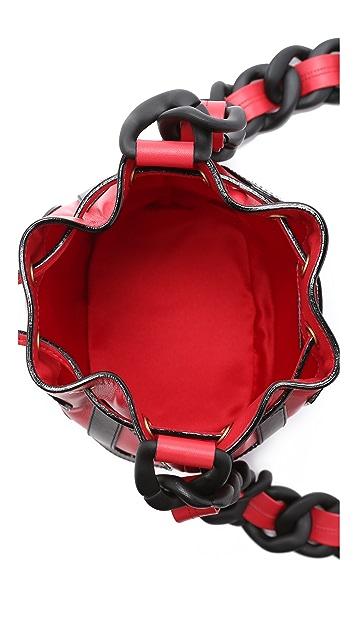 Moschino Moschino Mini Bucket Bag