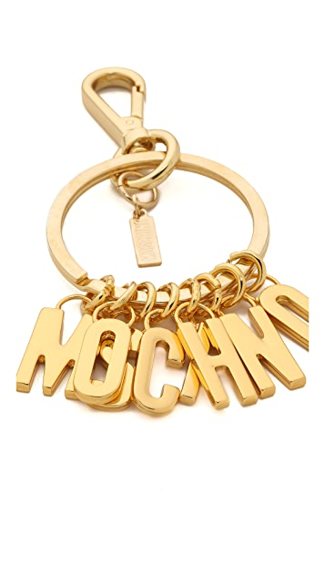 Moschino Moschino Bag Charm