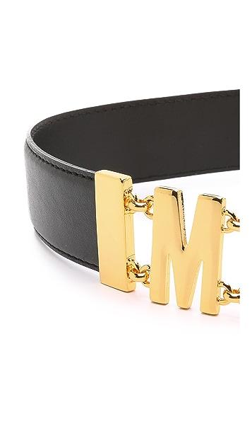 Moschino Moschino Belt