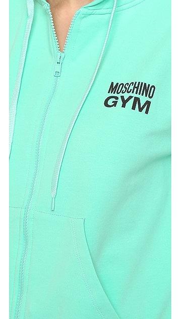 Moschino Moschino Gym Hoodie