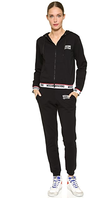 Moschino Moschino Gym Sweatpants
