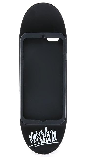 Moschino 滑板 iPhone 6 护套