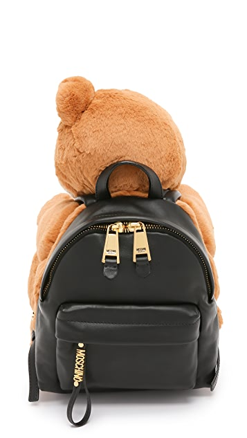 Ours En Peluche Sac À Dos Moschino 22UOaiLwR
