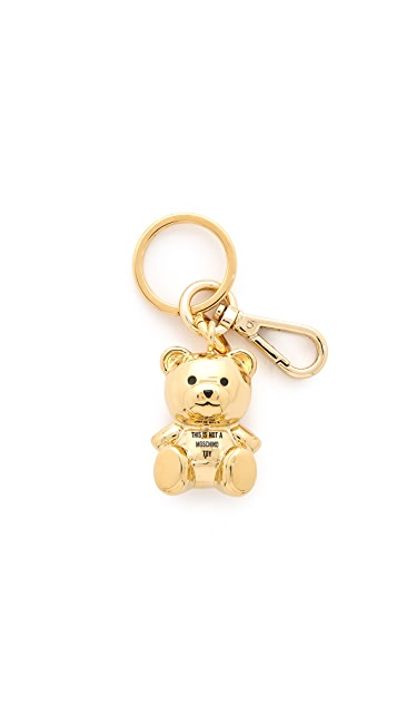 Moschino Bear Bag Charm
