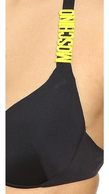 Moschino Moschino Bikini Top