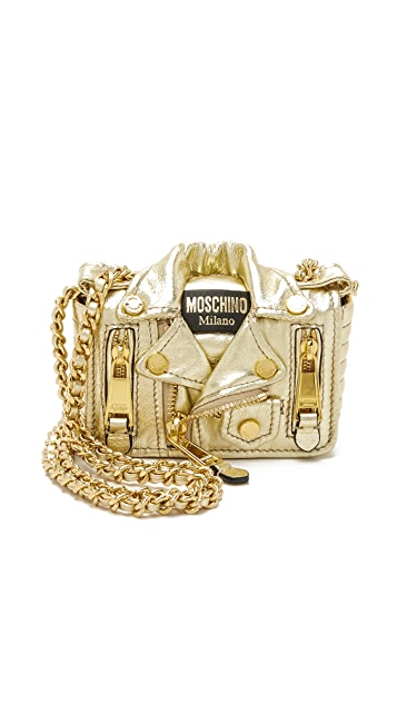 Moschino Motorcycle Bag