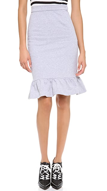 Mother of Pearl Bella Skirt