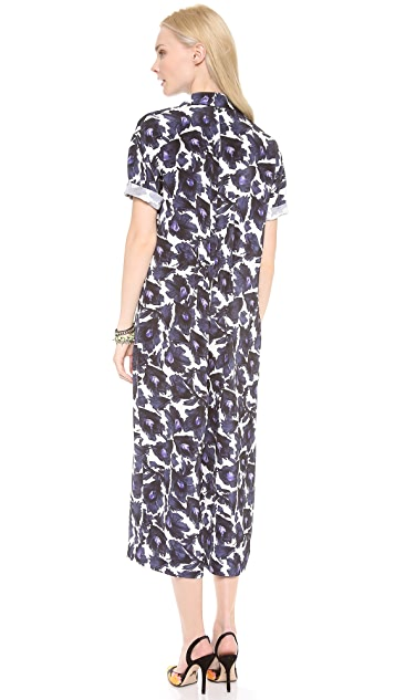 Mother of Pearl Floral Jumpsuit