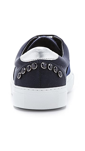 Mother of Pearl Nixon Lace Up Sneakers