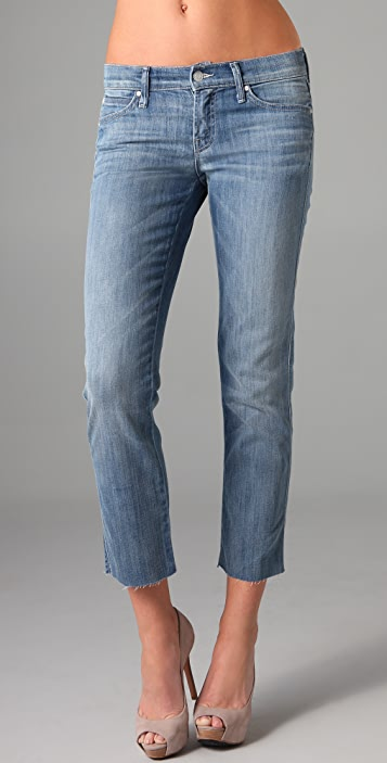 MOTHER The Rascal Frey Straight Jeans