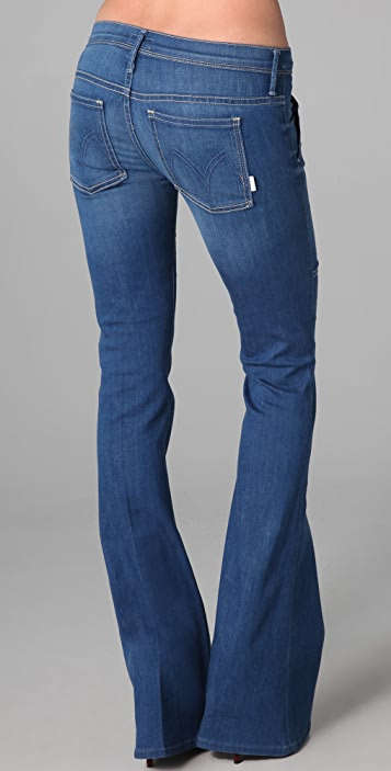 MOTHER The Hazer Jeans