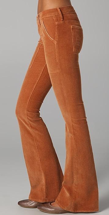 MOTHER The Hazer Corduroy Pants