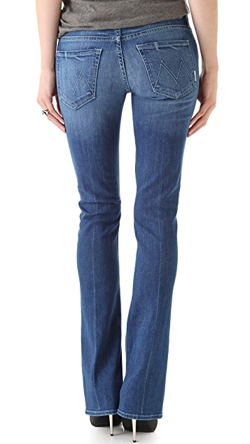 MOTHER The Runaway Flare Jeans