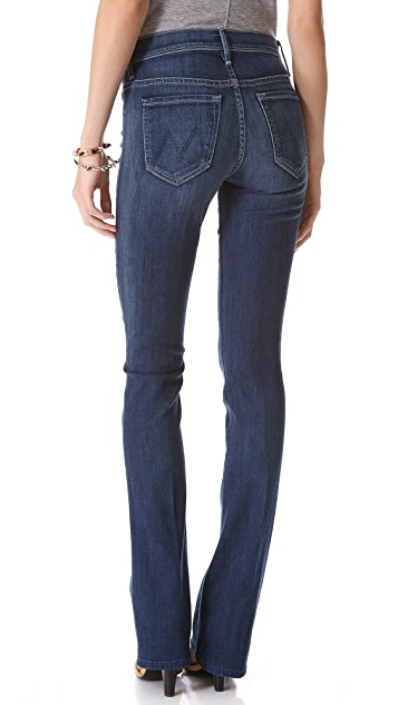 MOTHER Daydreamer Skinny Flare Jeans