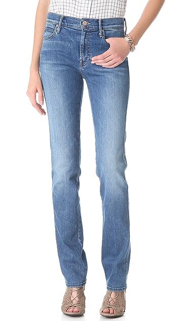 55020a29025e MOTHER High Rise Rascal Jeans | SHOPBOP