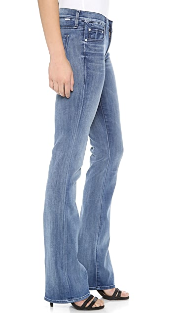 MOTHER The Outsider Boot Cut Jeans