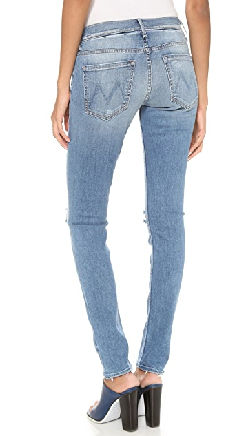MOTHER The Muse Straight Skinny Jeans