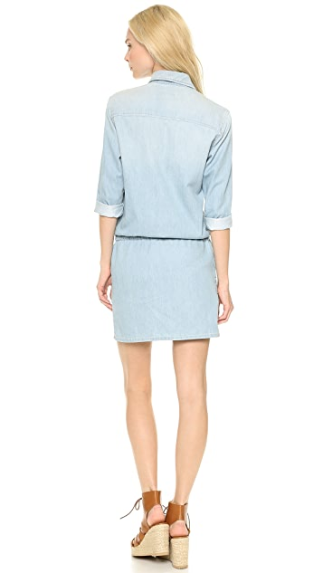 MOTHER Shirtdress