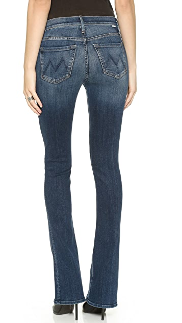 MOTHER High Waisted Flare Jeans