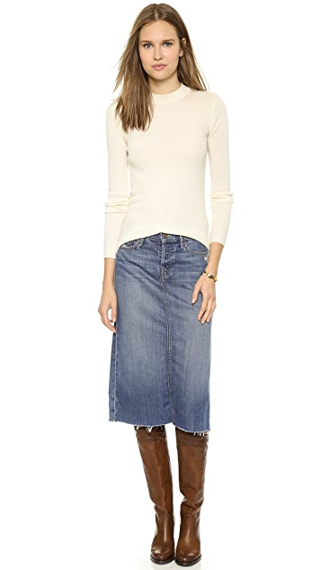 MOTHER Easy A Skirt