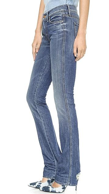 MOTHER Holy Rascal Straight Leg Jeans