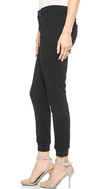 MOTHER Pleated Joggers