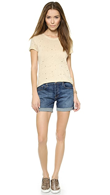 MOTHER The Loosey Fray Shorts