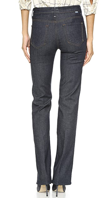 MOTHER The Principle Straight Leg Jeans