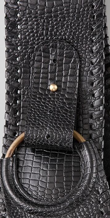 Motif 56 Eva Croc Belt